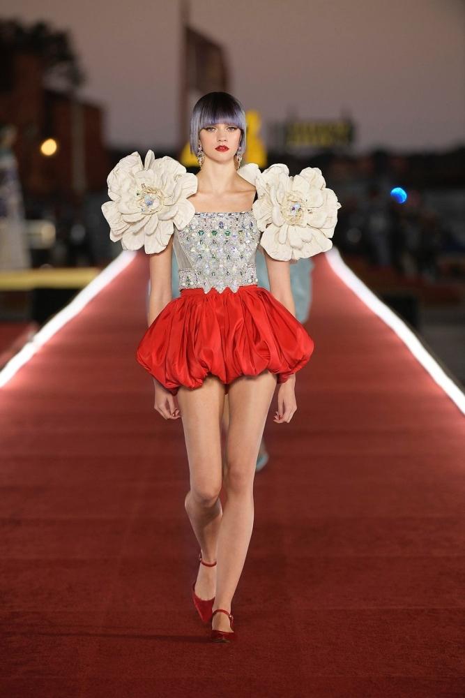 Vanessa Hartog | for Dolce & Gabbana