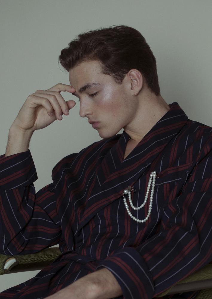 Noah Kurzidim   by Studio Fashionhorses