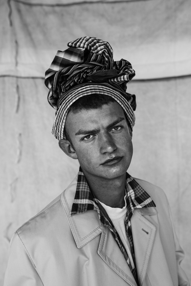 Leander Bohny | New Faces | by Runa Hansen