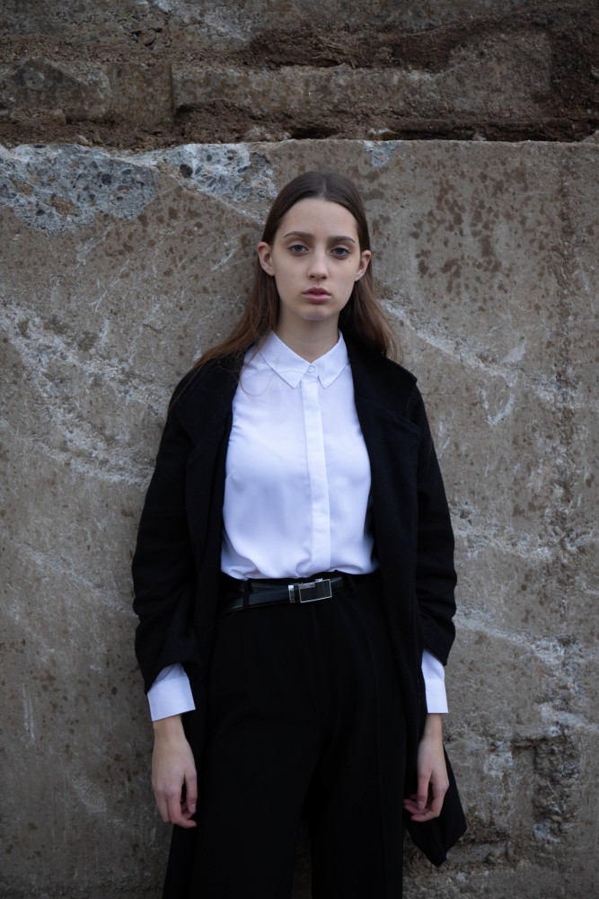 Ana-Sofia Negrutsa | NewFaces | by Amina Nikolaus