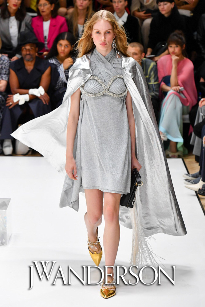 Charlie Rump | J.W. Anderson Ready To Wear SS20 | London Fashion Week