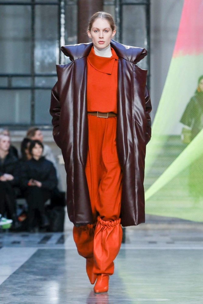 Charlie Rump | Roksanda Ready To Wear Fall Winter 2020 London