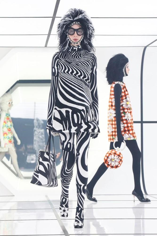 Charlie Rump | MONCLER by Richard Quinn Fall 2020 Ready to Wear Milan