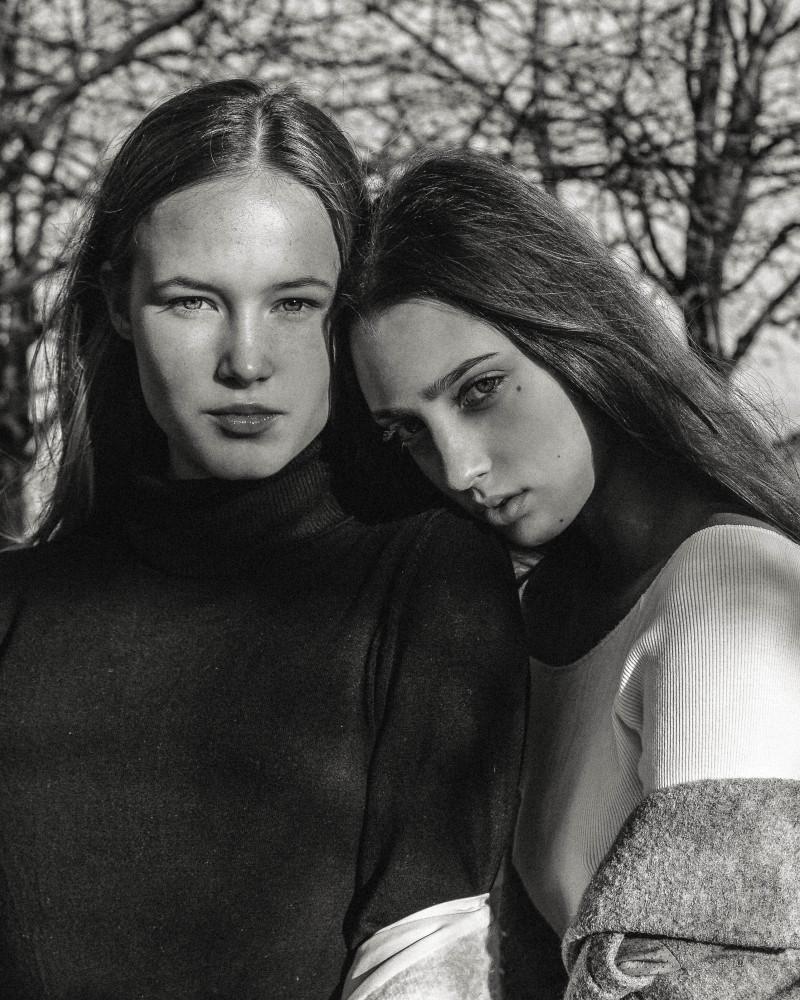 Ingrid & Ana-Sofia | NewFaces | by Veronika Polaskova