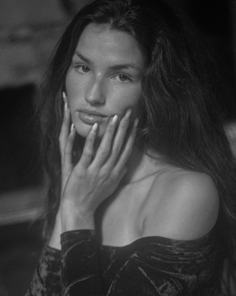 Aleandra Frerk | by Veronika Polaskova