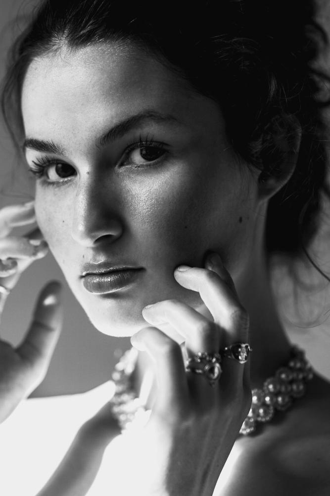 Aleandra Frerk | by Runa Ruckstuhl