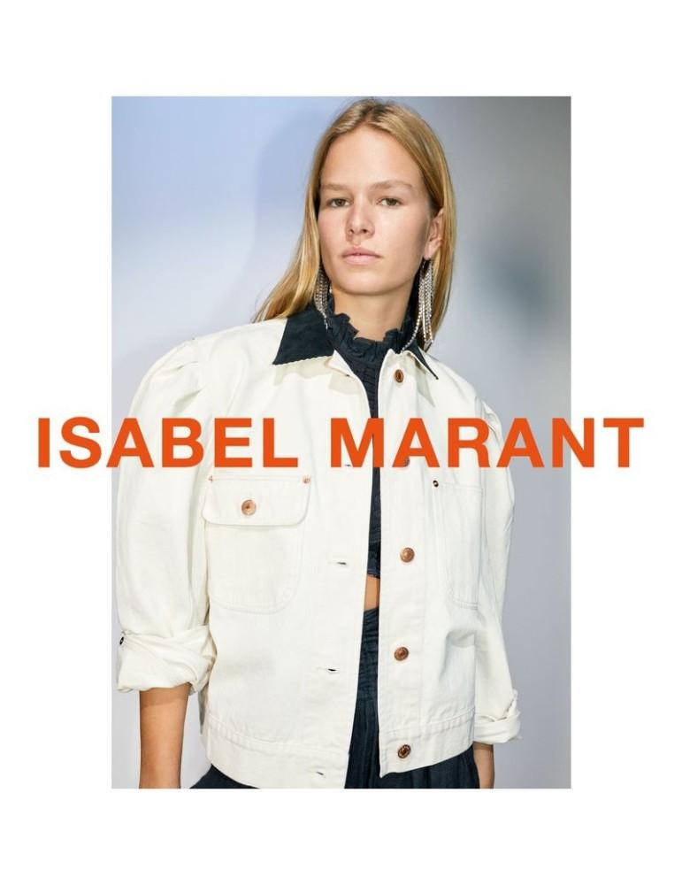 Anna Ewers | ISABEL MARANT S/S 2019 | by Jürgen Teller