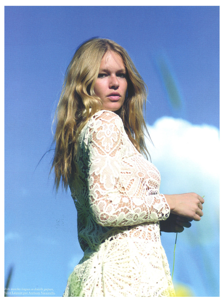 Anna Ewers | Vogue Paris