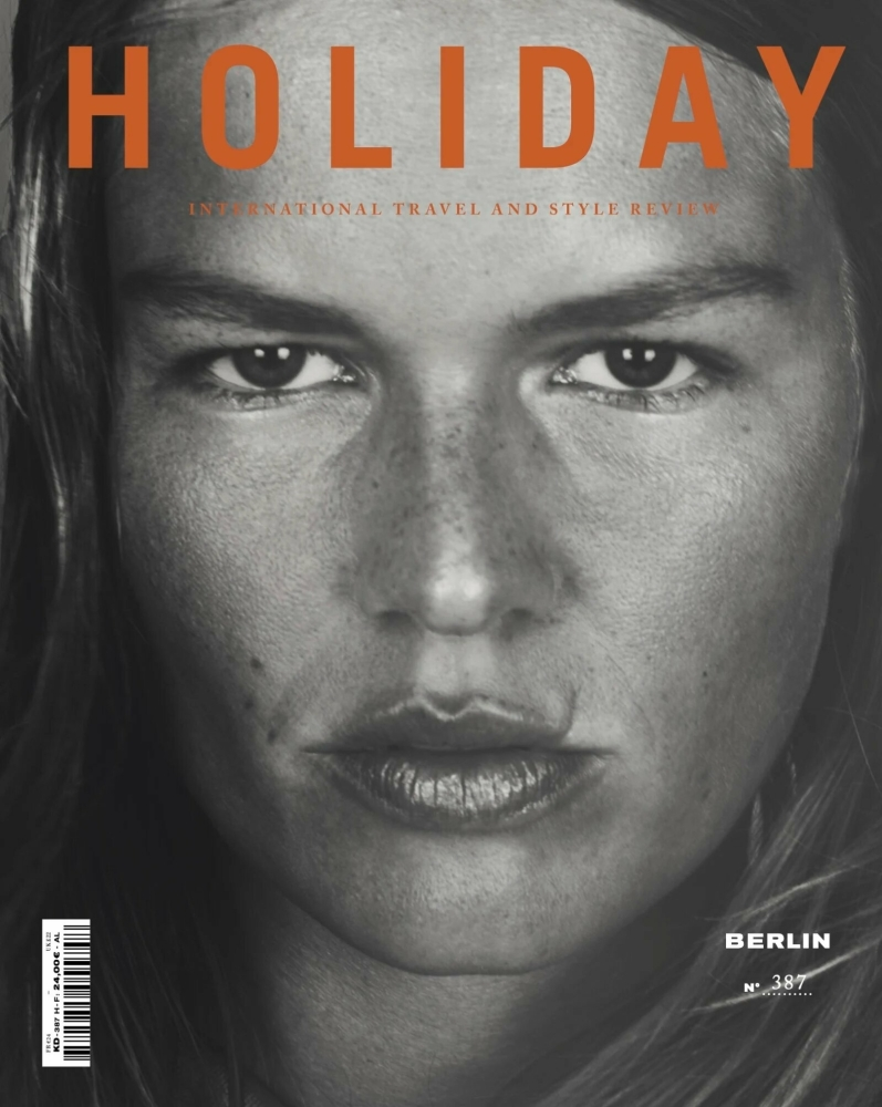 Anna Ewers | for Holiday Magazine | by Thue Nørgaard