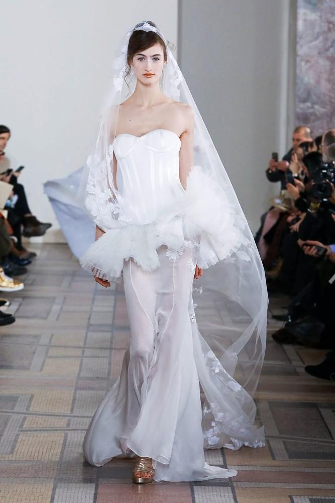 Timea Birkner | GEORGES CHAKRA Haute Couture SS20 Paris