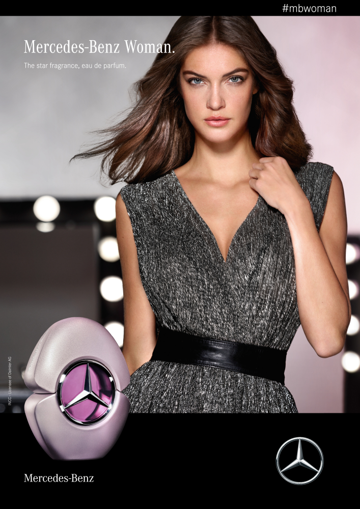 Jackie for Mercedes-Benz Woman