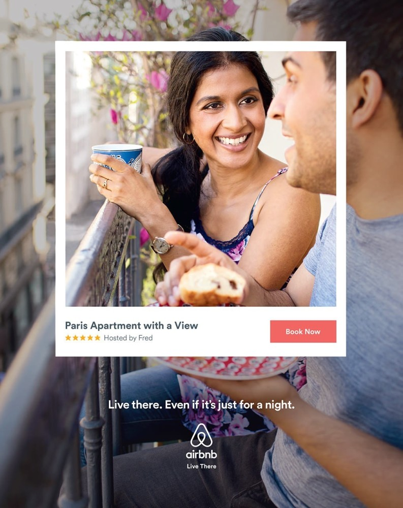 Premila & Miraj shoot for Airbnb