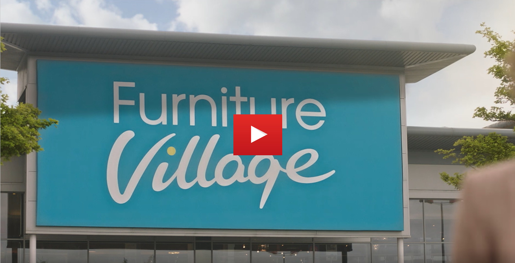 Resi, Nicki and Samuel shoot for Furniture Village
