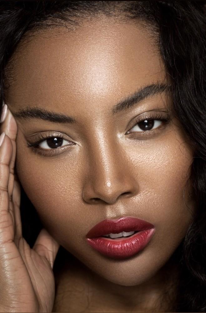 Cherelle's new beauty shots!