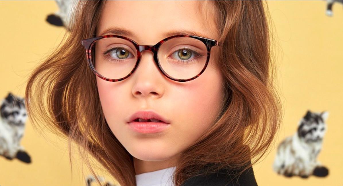 f9222afa8d803 Bonnie pour Little Paul   Joe eyewear par Lise-Anne Marsal - Agence ...