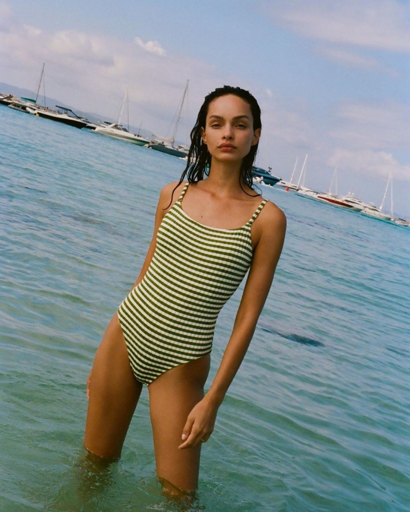 Luma Grothe for Solid&Striped Spring/Summer 2019 | Iconic Management