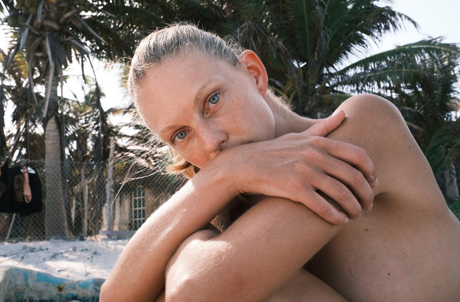 Patricia van der Vliet  nackt