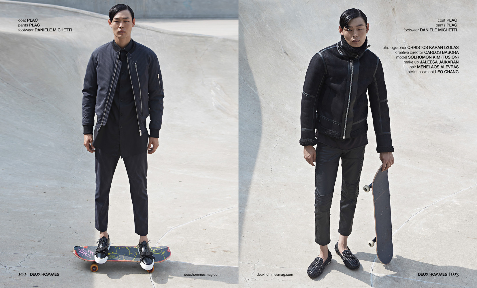 Leading-male-model-Solromon-Deux-Hommes-magazine-male-fashion-model-Top-London-modelling-agency-IMM