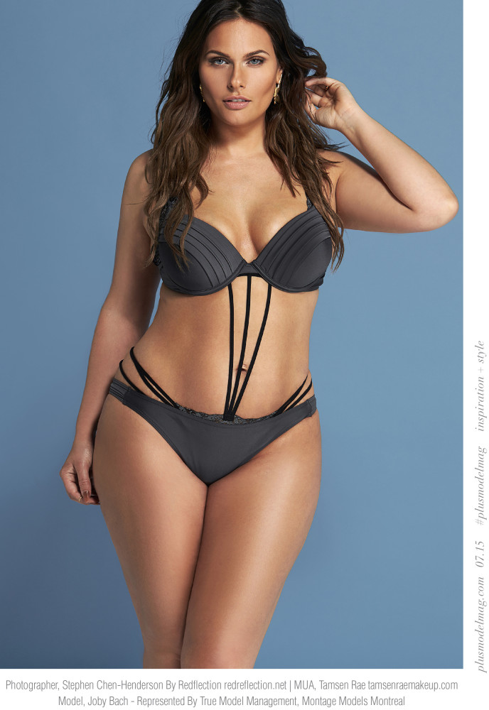curve-model-Joby-Plus-Model-mag-lingerie-editorial-top-London-modelling-agency-IMM