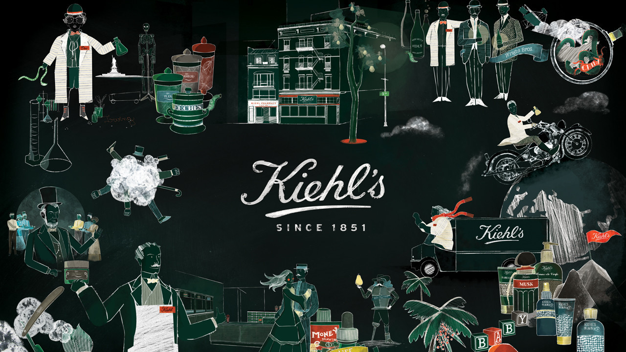 Kiehls-pharmaceuticals-top-beauty-products-for-summer-selected-by-models-Top-London-modelling-agency-IMM