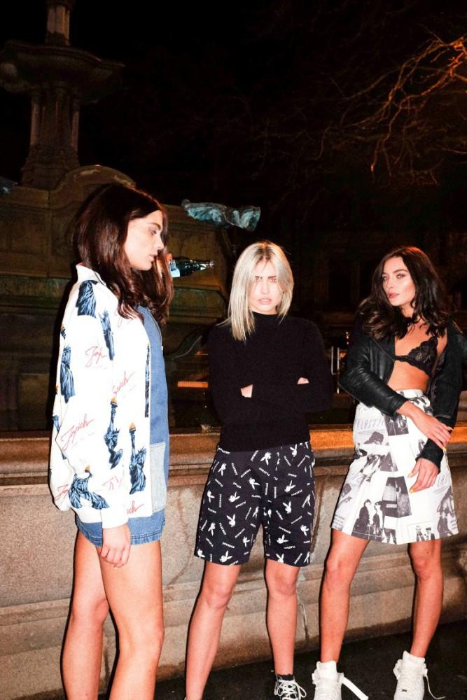 Female-fashion-model-Klaudia-Joy-Rich-AW16-Off-The-Rails-Magazine-Top-London-modelling-agency-IMM