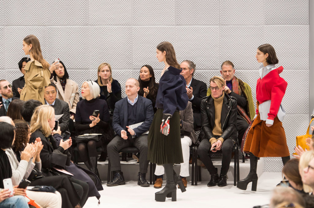 Balenciaga-Paris-Fashion-week-top-five-fashion-week-shows-top-London-modelling-agency-IMM