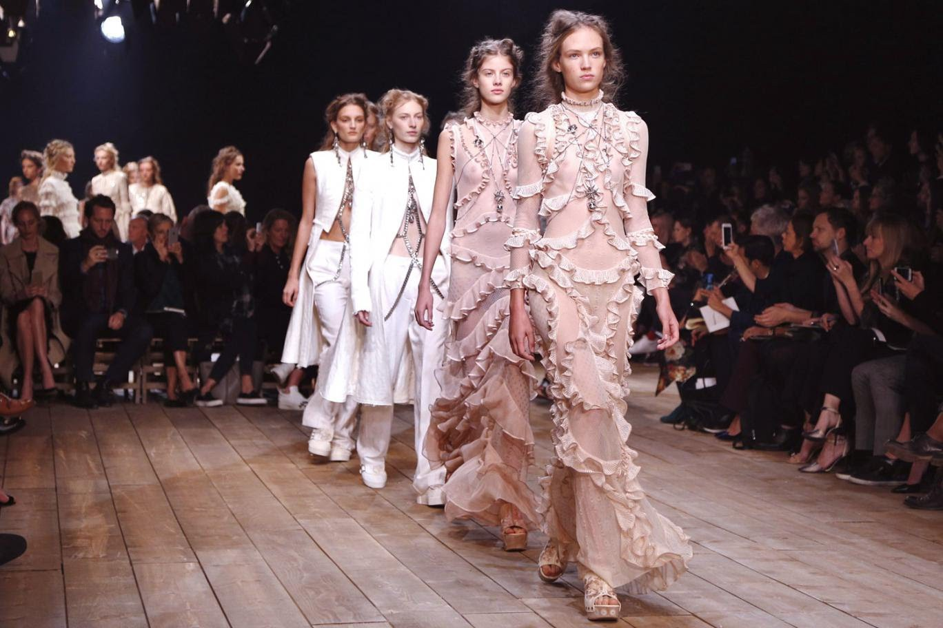 Paris-Fashion-Week-IMM-models-top-five-fashion-week-trends-top-London-modelling-agency-IMM