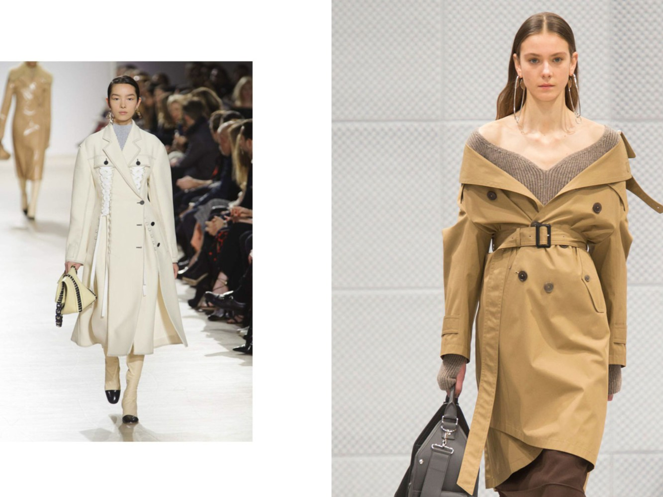 Balenciaga-collection-top-five-styling-hacks-from-Paris-fashion-week-top-London-modelling-agency-IMM