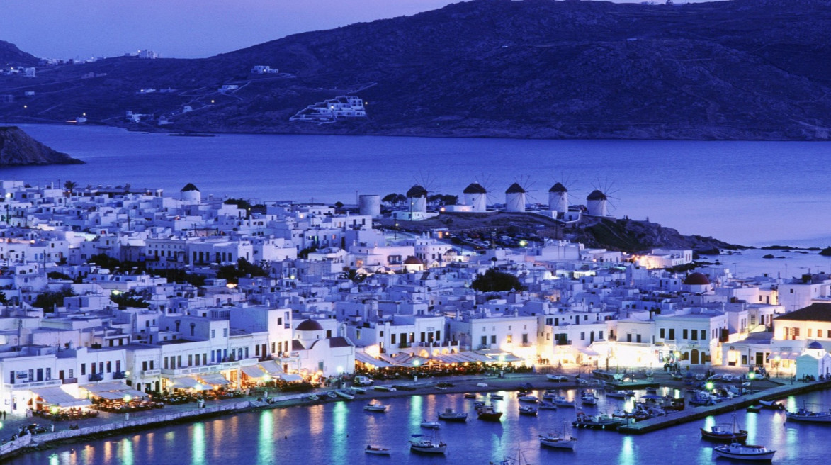 Mykonos-Top-Five-Model-holiday-destinations-leading-London-modelling-agency-IMM