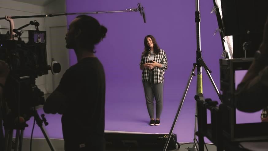female-curve-model-Lorena-Mango-campaign-top-London-modelling-agency-IMM