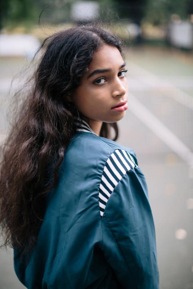 female-curve-model-Georgie-Coco-nut-magazine-editorial-alex-john-brown-photographer-Top-London-modelling-agency-IMM