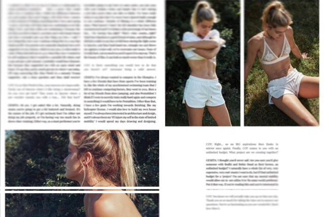 blonde-female-fitness-model-coy-culutre-magazine-editorial-top-London-modelling-agency-IMM