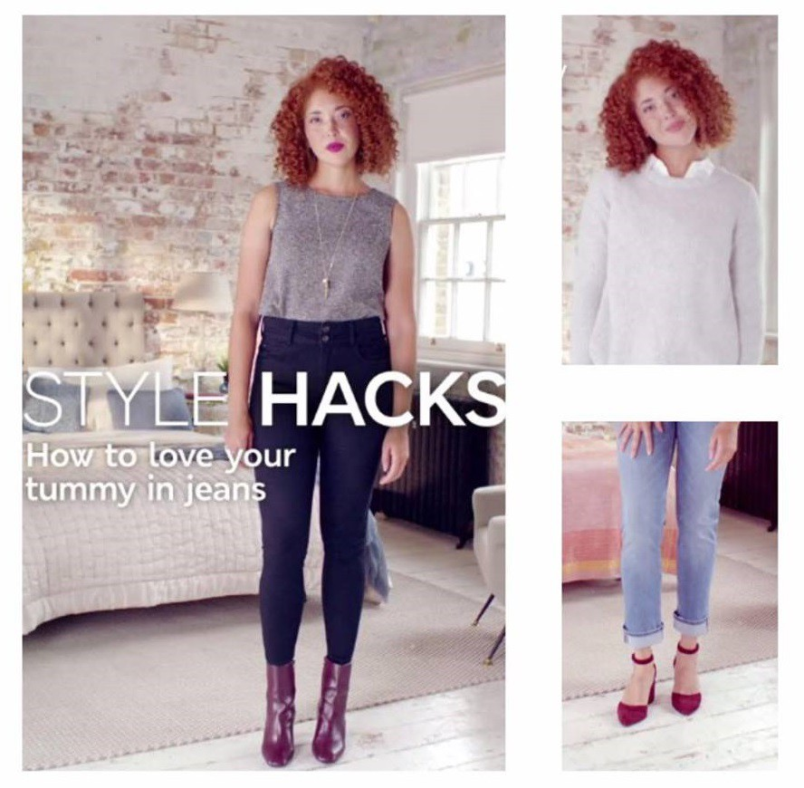 curve-model-Natasha-C-Hello-You-Style-hacks-campaign-Marks-and-spencers-fashion