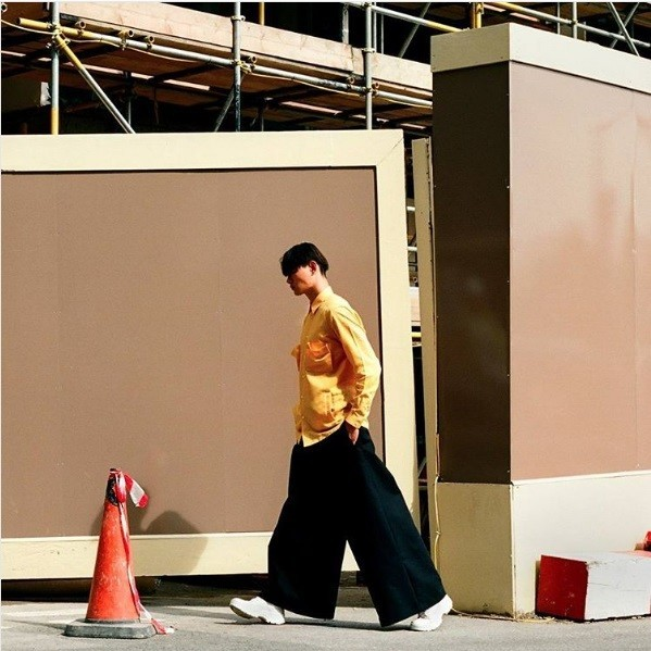 male-model-Solromon-Heavy-London-Showroom-SS17-editorial