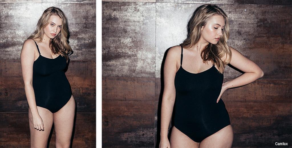 curve-model-Poppy-Dear-Kate-fashion-campaign-lingerie