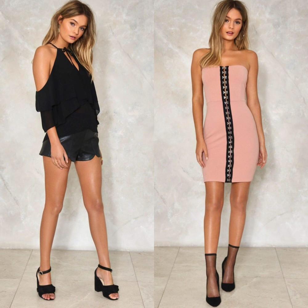 Fashion-model-Chynna-Nasty-Gal-Studio-top-London-modelling-agency-IMM