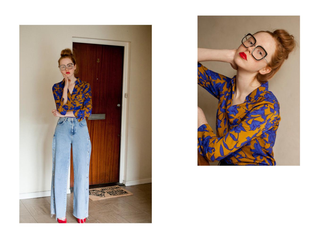 fashion-model-Holly-Nasty-magazine-top-London-modelling-agency-IMM