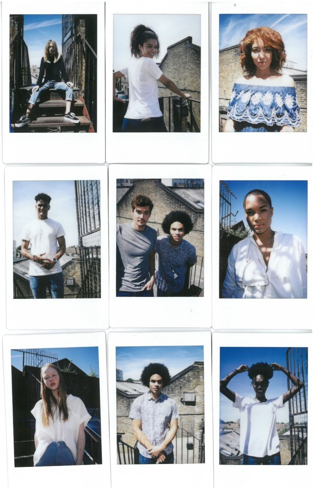 polaroid-behind-the-scenes-shots-IMM-London-models-collaboration-shoot