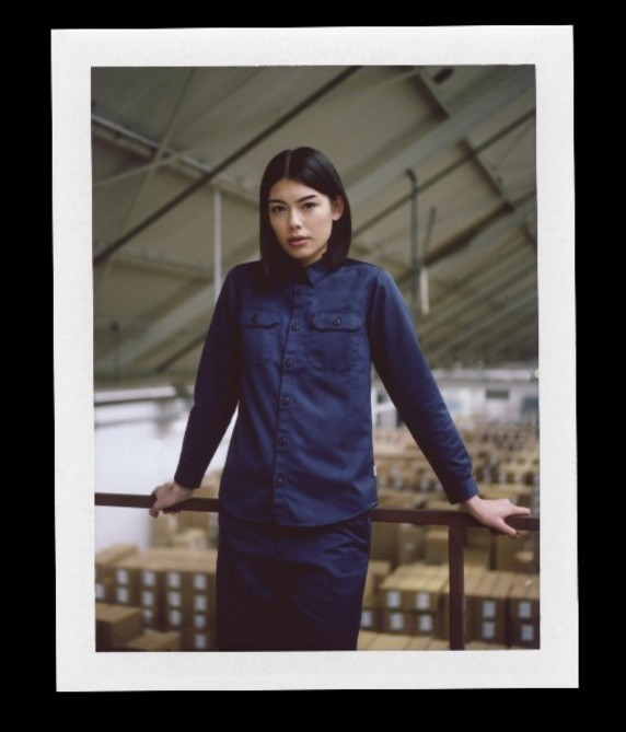 fashion-model-Assa-Carhartt-AW17-womenswear-campaign