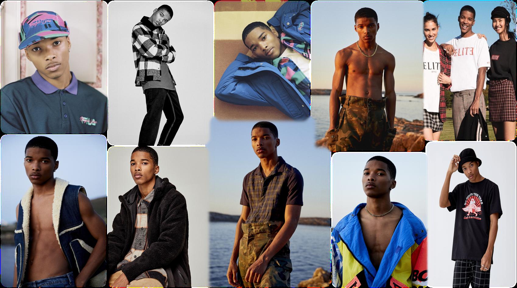 Models.com- Newfacestowatch - Newface - IMMmodels - Pull&Bear