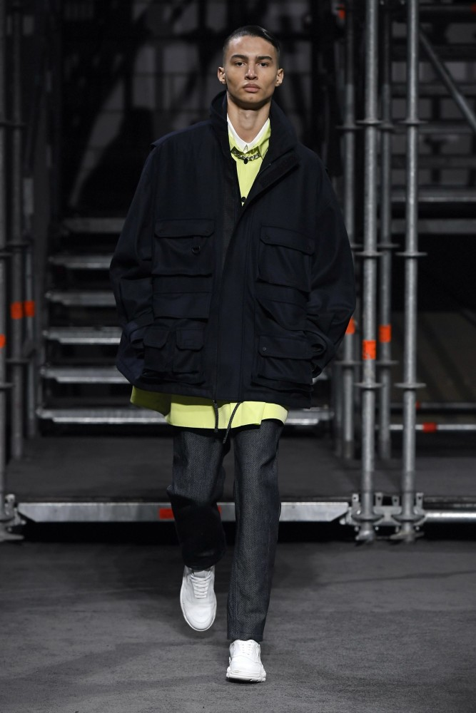 Marcell - London Fashion Week Mens - IMM