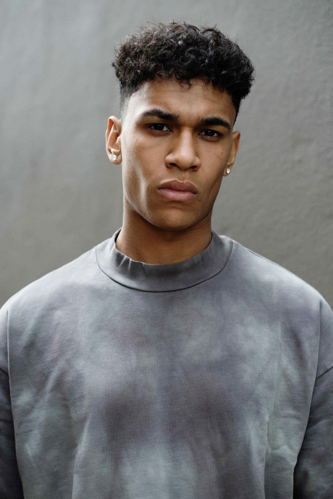 KARIM F | London Model Agency - IMM commercial model agency | London
