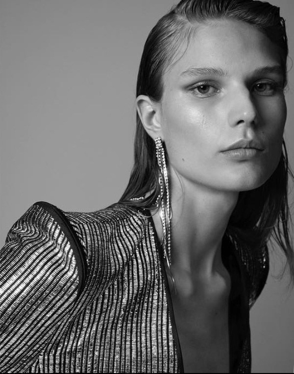 ADELA for Elle Sweden by Andreas Öhlund and Maria Therese