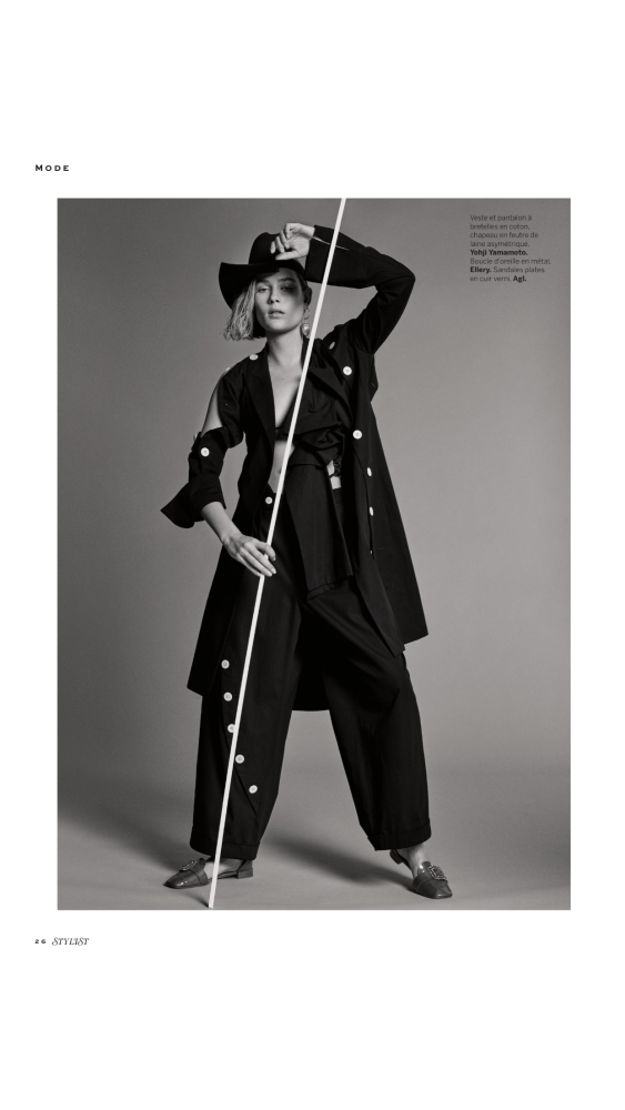 VERA VAN ERP for Stylist France by Patrik Sehlstedt