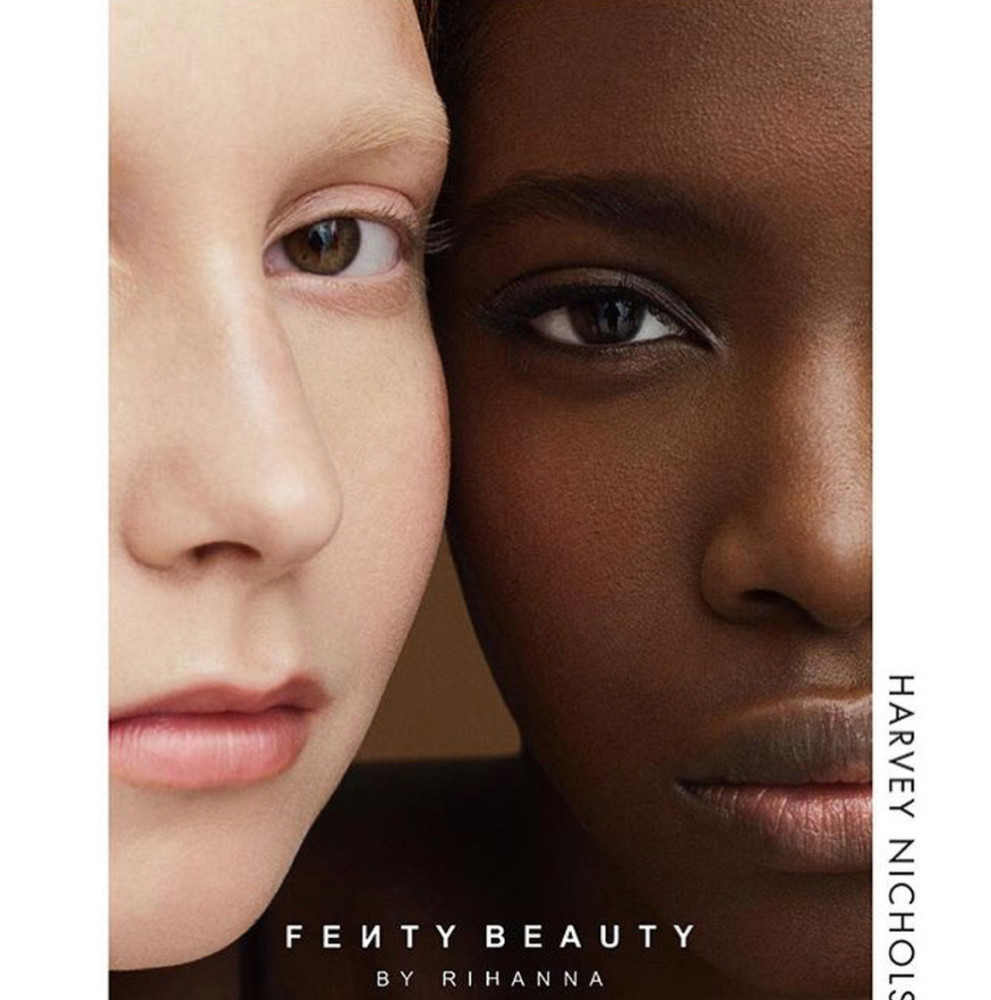 JESSICA LUOSTARINEN for Fenty Beauty by Rihanna x Harvey Nichols