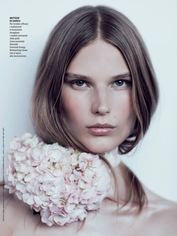 ADELA S for Marie Claire Italy by Jan Welters