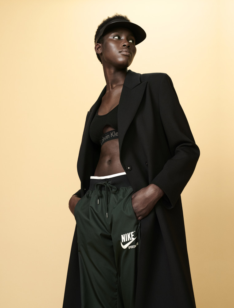 FATOU for Elle Sweden by Eric Josjo