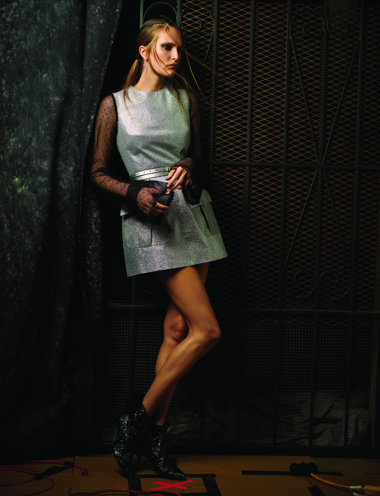 ALLA KOSTROMICHOVA for Hola Fashion by Emilio G. Hernández