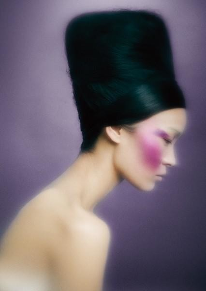LING LIU for Modern Weekly by Xiaowei Xu