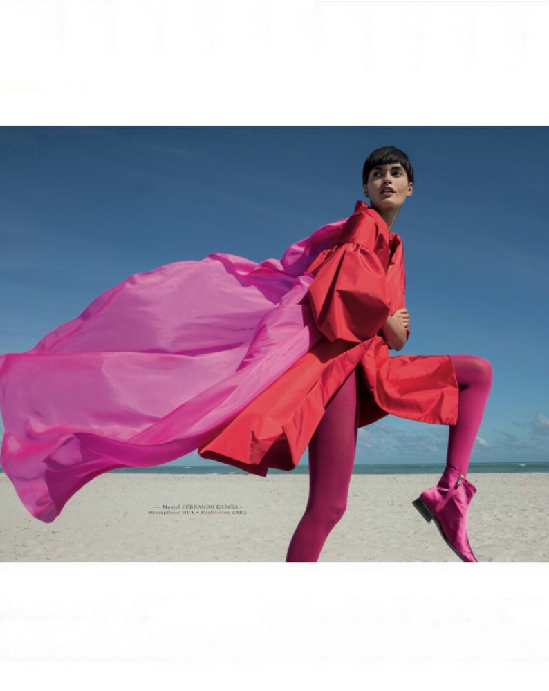 GIZELE OLIVEIRA for Flair magazine by Greg Lotus
